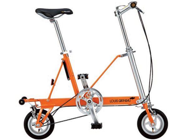 自転車の 変速機 自転車 価格 : LOUIS GARNEAU : 折りたたみ自転車 ...